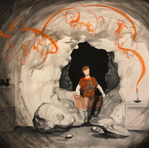 Art piece from AMADEUS International School Vienna